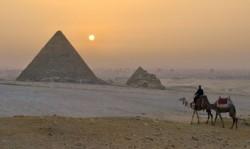 NIL, AGYPTEN, KAIRO