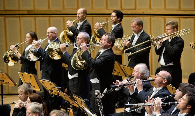 Berliner Philharmonika