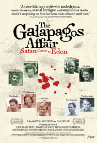 Die Galapagos-Affäre – Satan kam nach Eden