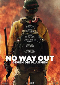 No Way Out: Gegen die Flammen